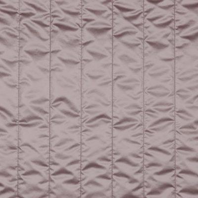 Metallic Steppstoff wattiert - rosa