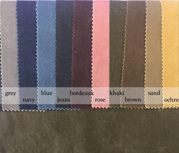 Dry Oilskin - Alle Farben