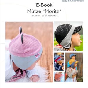 """Titelbild Mütze """"MORITZ"""""""