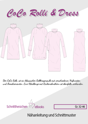 Ebook, CoCo Rolli & Dress Gr. 32 - 46