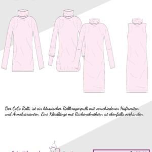 Ebook, CoCo Rolli & Dress Gr. 32 - 46