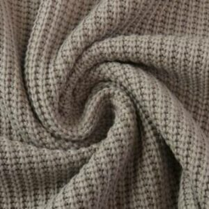 Strickstoff Big Knit - taupe