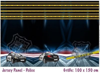 Jersey Panel - Police