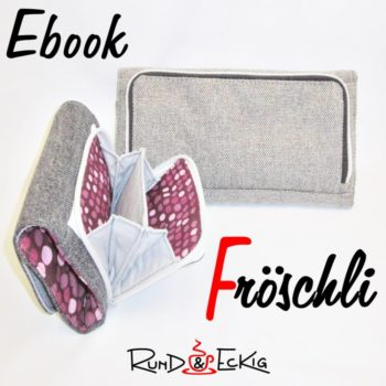 Ebook Geldbörse Fröschli