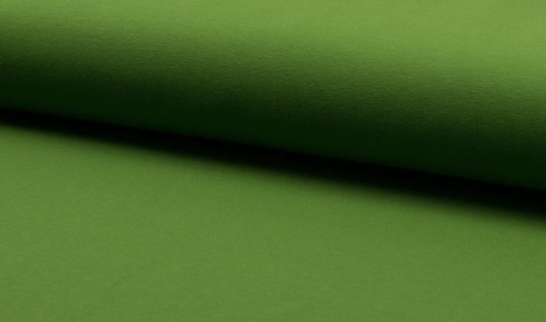 Baumwoll Jersey - olive