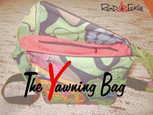 "Tasche ""The Yawning Bag"" Ebook"