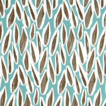 Canvas - Leaves - mint