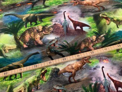 Jersey - Wild Dinos