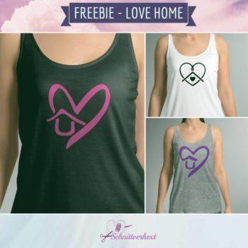 Love Home Freebie