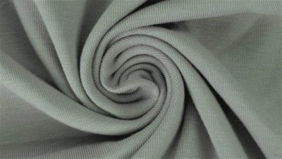 Baumwoll Jersey - altgrün