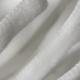 Elastisches rundes Gummiband - 5mm - weiß