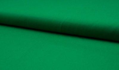 Baumwolle Popeline - grassgrün
