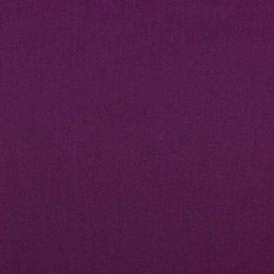 Baumwolle Popeline - dunkel lila