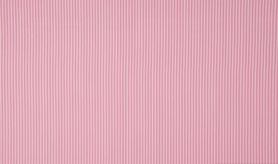 Baumwolle Popelin - Streifen - rosa