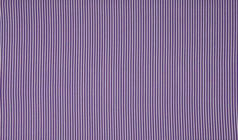 Baumwolle Popelin - Streifen - lila