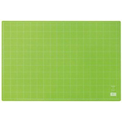 Schneidematte 60 x 45 cm - hellgrün