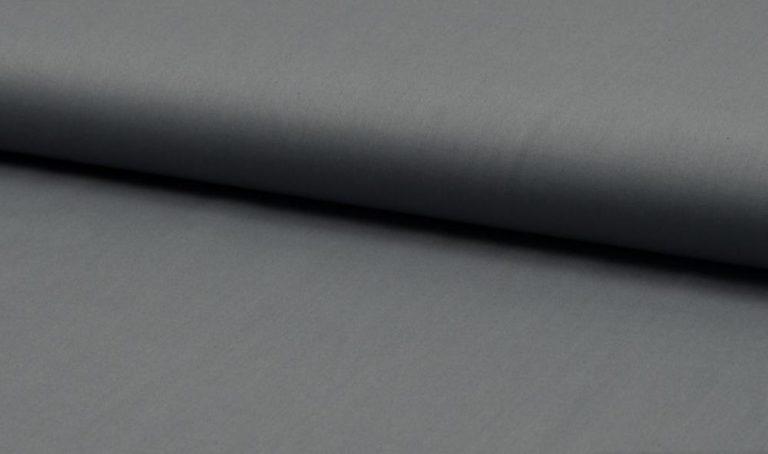 Baumwolle Popeline - grau