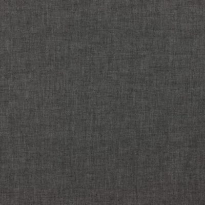 Baumwolle Popelin - meliert - anthrazit