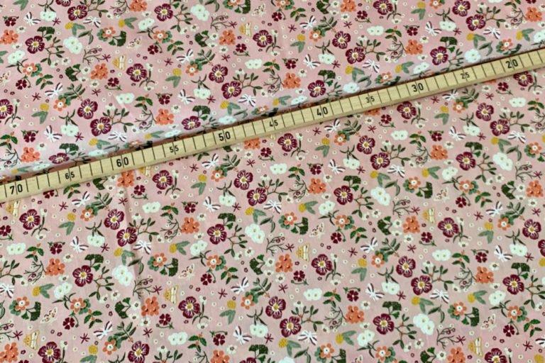 Baumwolle Popelin - Small Flowers