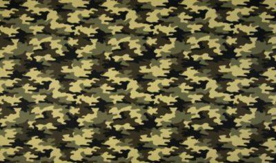 Baumwolle Popelin - Camouflage