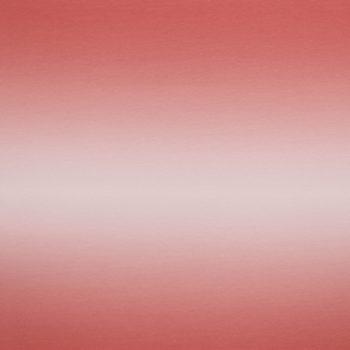 Sommersweat - Farbverlauf - lachs