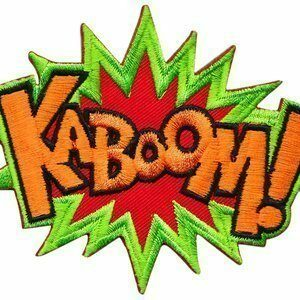 Patch - KABOOM
