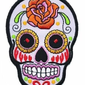 Patch - Suger Skull
