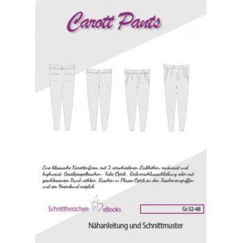 Carott Pants