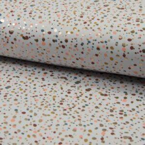 Baumwoll Jersey - Glitters Dusty