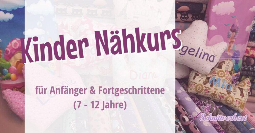 Nähkurs Kinder Gelsenkirchen