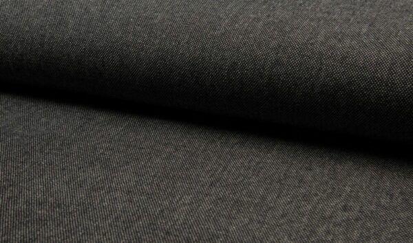 Tweed - schwarz