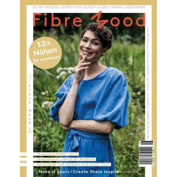 Fibre Mood - MUSTERBUCH 16