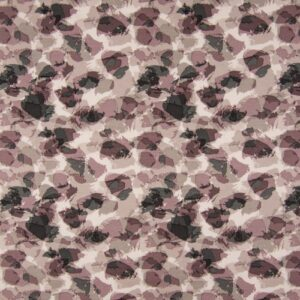 Organic Sommersweat - Dusty Stains - lilac