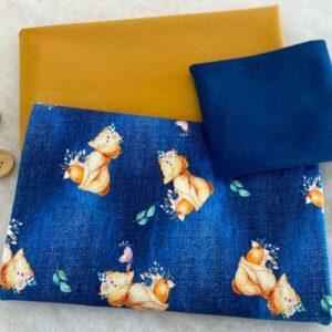Stoffpaket - Fuchsliebe